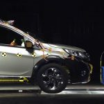 Honda Real World Crash Test