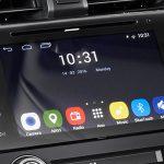7 Inch Advanced Capacitive Touchscreen AV System