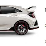 Honda Civic Type R 6 Speed MT