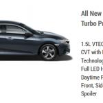Honda Civic 1.5L Turbo Prestige