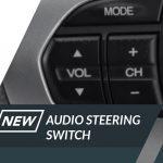 Audio Steering Switch (Tipe E CVT, RS MT & RS CVT)